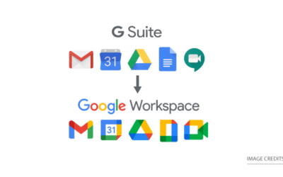 G Suite is now Google Workspace. Is Google rebranding? What is good or bad about new Icons.